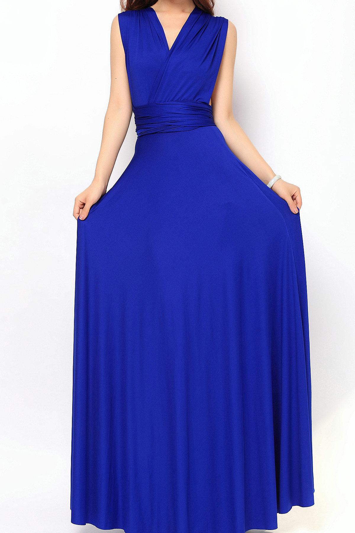 Multiway Dress Evening Length Classique Evening Gown