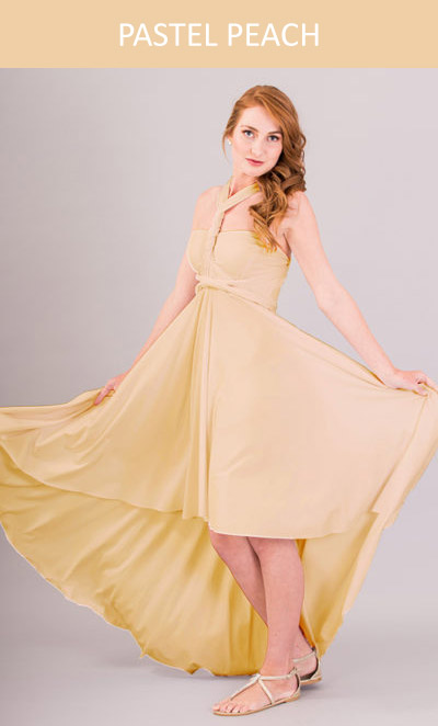 pastel-peach-infinity-dress