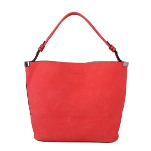 Red bag in a bag
