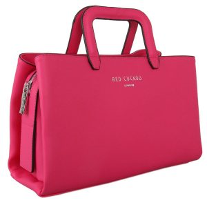 REd Cuckoo London Hot Pink Tote