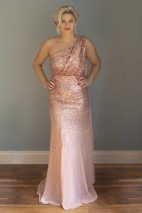 www.presleyblue.ie rose gold sequin