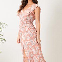 www.presleyblue.ie Summer floral maxi dress
