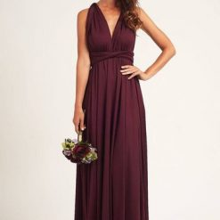 Deep Plum One size