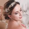 bridal headpiece vintage luxe vine