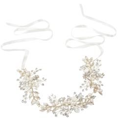 Stunning bridal headpiece vintage luxe vine