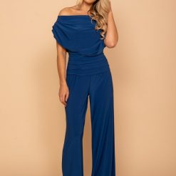Cobaly Blue Jumpsuit