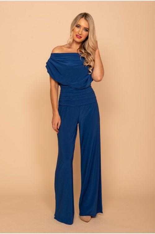 Cobalt Blue Jumpsuit